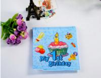 """Бумажные салфетки """"1 годик"""" для мальчика"""
