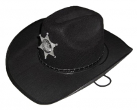 "Карнавальная шляпа ""Шериф"""