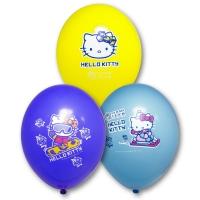 Воздушный шарик Hello Kitty