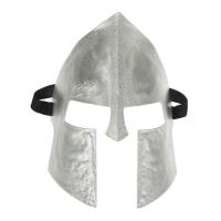 """Карнавальная маска """"Рыцарь"""", цвет серебро"""