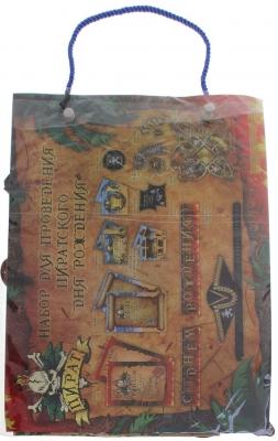 """Набор для проведения детского праздника """"Пираты"""" с гирляндой"""