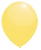 "Воздушный шар светло-желтый (Ivory) 12"""