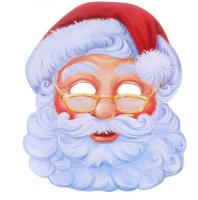 """Маска карнавальная """"Санта Клаус"""""""