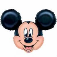 Шар, (28″/71 см) Микки Маус