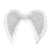 Крылья ангела, 48×63, цвет белый