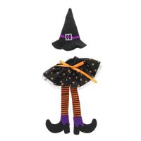 Одежда на бутылку «Ведьмочка», длинные ножки
