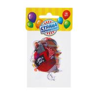 """Топперы для сладостей """"Пиратская вечеринка"""", набор 10 шт."""