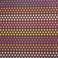 "Бумага упаковочная ""Разноцветные кружочки"", 52 х 75 см"