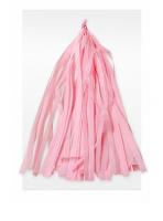 Гирлянда Тассел, Светло-розовая, 2 м, 10 листов