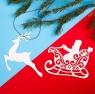 """Набор для оформления Нового года """"Рождественский"""""""