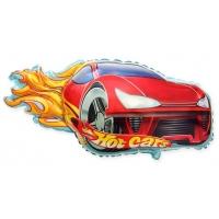 """Фольгированный шар """"Hot Cars"""", 18''"""