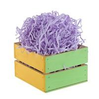 Наполнитель бумажный фиолетовый, 100 г