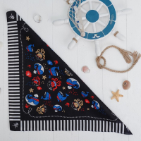 Бандана детская «Морской мир», 55х55 см