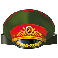 Головной убор «Фуражка», генерал, без отделки