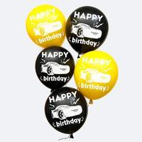 """Воздушные шары """"С Днем Рождения"""", Тачки"""