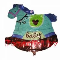 Надувной конь Baby
