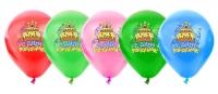 """Воздушные шары """"С Днем Рождения!"""" торт, 30 см"""