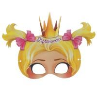 Маска карнавальная «Прынцесса»