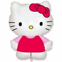 "Шар Фольгированный ""Hello Kitty"" (32""/81 см)"
