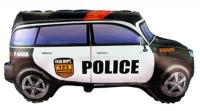 """Фольгированный шар """"Полицейская машина"""", 76 см"""