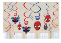 Подвеска, Человек-паук, 12 шт.