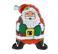 """Фольгированный шар """"Супер Дед Мороз"""" 32''/81 см"""