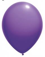"""Воздушный шар фиолетовый 12"""""""