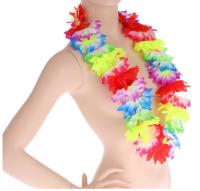 """Гавайское ожерелье """"Фантазия цветов"""""""