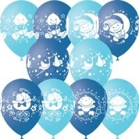 Воздушные шарики Малыш
