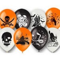 """Воздушный шар Хэллоуин 12"""""""