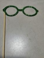 Фотобутафория очки Гарри Поттера на палочке