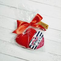 Валентинка и сердце ручной работы №4