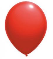 """Воздушный шар красный 12"""""""