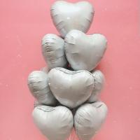 """Сет шаров """"Белое сердце"""""""