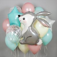 """Сет шаров """"Волшебный кролик"""""""