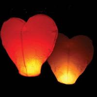 """Небесный фонарик """"Сердце"""""""