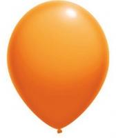 """Воздушный шар оранжевый 12"""""""