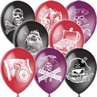Воздушный шар Пираты, ассорти