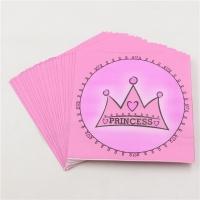 """Бумажные салфетки """"Принцесса"""""""