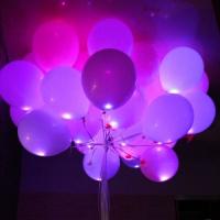 """Сет шаров """"Фиолетовая магия"""""""