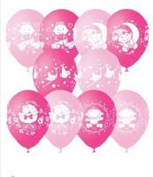 "Воздушный шарик Малышка 12"""