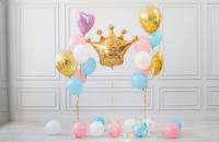 """Сет шаров """"Королевский день рождения"""""""