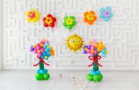 """Сет шаров """"Цветочный праздник"""""""