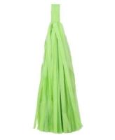 Гирлянда Тассел, Салатовая 2 м, 10 листов