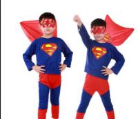 """Карнавальный костюм """"Супермен"""", рост 100-120 см"""
