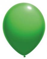 """Воздушный шар зелёный 12"""""""